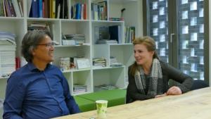 Maarten en Suzanne adviseren over SROI
